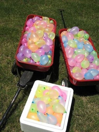 Outdoor Water Birthday Party Ideas. Water-themed birthday parties can encompass anything from water balloons to an all out pool, lake or beach party. They are a