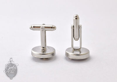 Cufflinks - The Shining - Baby tricycle carpet - Stanley Kubrick $21.00