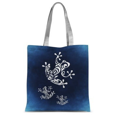 AP Frog Classic Sublimation Tote Bag $21.99