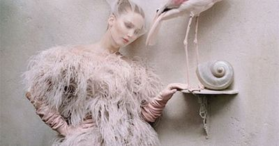 {fashion inspiration   editorial : jennifer lawrence by tim walker} by {this is glamorous}, via Flickr