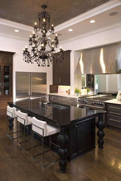 Modern lighting fixtures are beautiful home decorations and functional elements of interior design