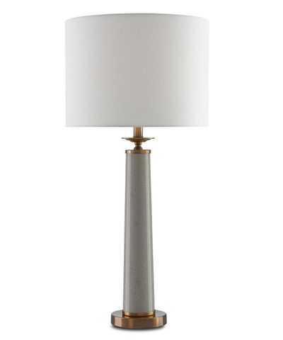 Currey and Company 6000-0032 Rhyme 33 Inch Table Lamp