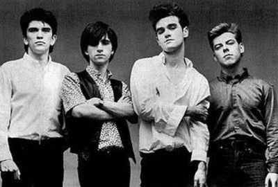 The Smiths - Oh Morrisey, you must just not talk in public...Johnny Marr, talk all you want but just not at the expense of playing your wonderous guitar.