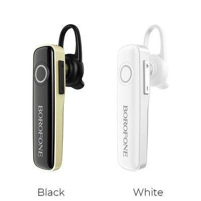 Borofone BC24 Wireless bluetooth Earphone Single Business Earbuds Handsfree Mono Headset with Mic
