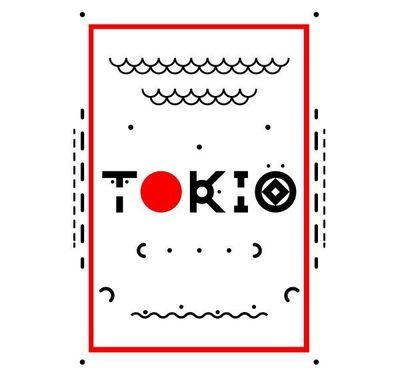Tokyo Type by DPIGS Design Studio, via Behance