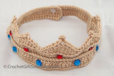 Prince Crown, Royal Crown, King Crown, Queen Crown, Crown for Boy, Crown for Girl $5.99
