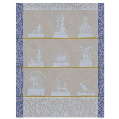 Souvenirs Danube Tea Towels $100.00