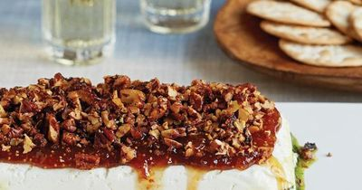 For a festive appetizer that's not a lot of work, Anne Byrn suggests this option from her new cookbook,