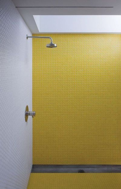 Tile yellow