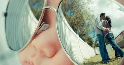 Quite possibly the coolest new baby photo ever...