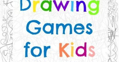 A Collection Of 10 Quick And Easy Drawing Games To Get Kids