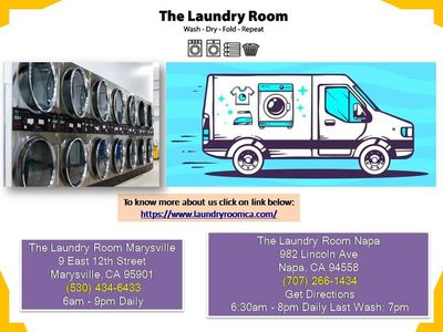 Laundry Pickup and Delivery Service in Napa contact The Laundry Room Napa. To know more about us click on link below: https://www.laundryroomca.com/ Call: (707) 266-1434
