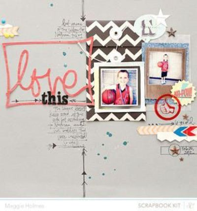 Love This by maggie holmes - Studio Calico April Kits