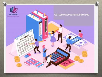 At ZE GLobal Accounting you get a full access to transparent accounting and audit report, a consultation guide and high business finance developing advices. So hurry up to consult now. A quick guide for services list we offer  Compilation of Unaudited ...