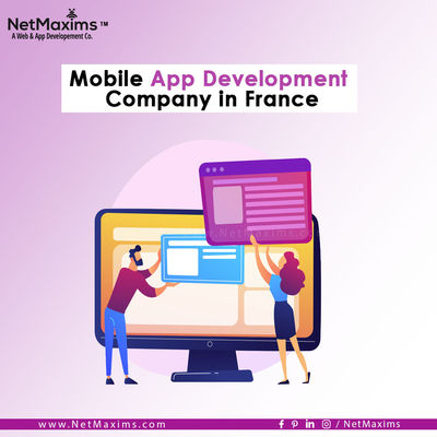 NetMaxims Technologies is a leading and an experienced team for Web Development Services and Logo Design Service. Hire us to get the Best in class Website Development Services and Best Logo Designer Company at best prices. To know more Visit us @ https:/...