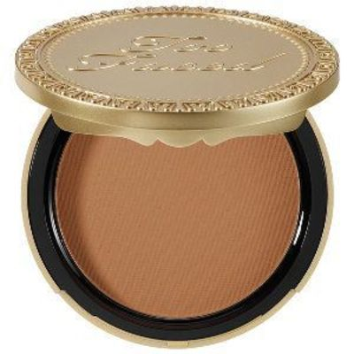saves me from eating too much chocolate! Too Faced - Milk Chocolate Soleil Light/Medium Matte Bronzer in Milk Chocolate #sephora