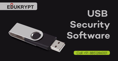 Edukrypt is offering Top USB Security Software which is very useful to encrypt your video files. This USB security software is very easy to use and available at the best reasonable price. Know More Call: +91-8851286001 or Visit https://www.edukrypt.com/dv...