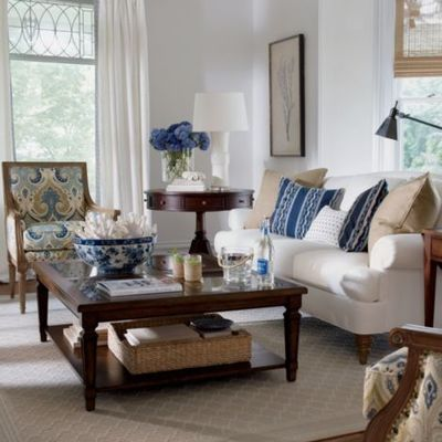 ethanallen.com - townhouse quattro coffee table | ethan allen | furniture | interior design