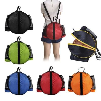 Outdoor Sport Shoulder Soccer Ball Bags Kids Football Volleyball Basketball Bags Training Accessories B2Cshop $19.99