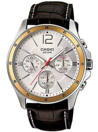CASIO COLLECTION MTP-1374L-7 $130.00