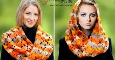 Free crochet patterns and video tutorials: how to crochet cowl snood free pattern tutorial for beginners