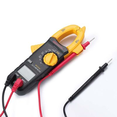 MS2030 Portable Digital Clamp Multimeter Meter Data Hold AC Current Voltage Tester