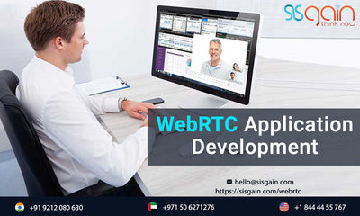 SISGAIN is best WebRTC development company in USA which also has highly dedicated webRTC developers. Our webrtc developers are developing top webRTC solutions for the customers all over world by which you can get fantastic experience of video chat. you ca...