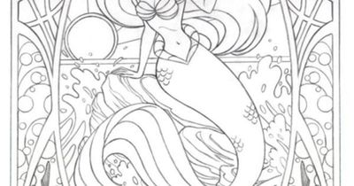 Coloring Page For Later Or This Art