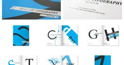 An A-Z of Typography