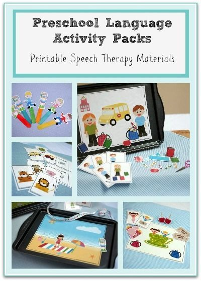 Printable Activities for teaching verbs, sentence structure, prepositions, regular plurals and more.