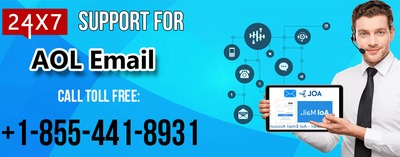 Get live AOL Technical Support for AOL Email, Desktop Gold, password recovery & AOL not working. Contact our AOL Customer Support no 1-855-441-8931 to get Instant AOL email Support.