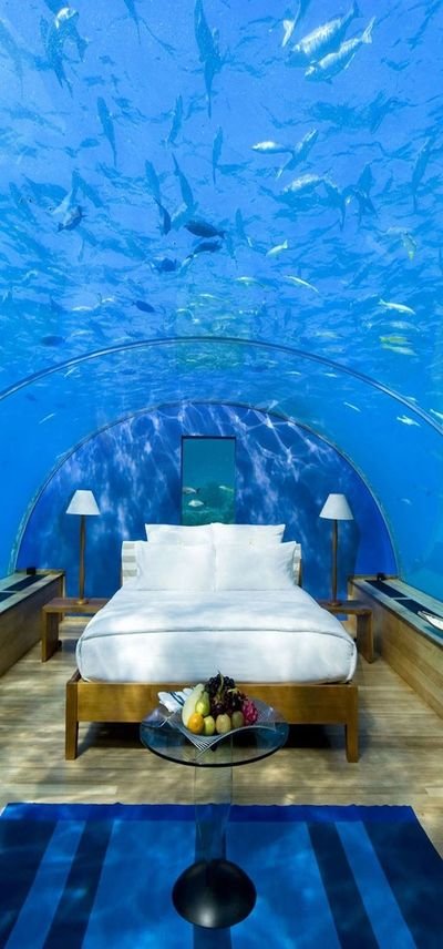 Conrad Resort, Maldives
