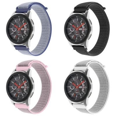 Nylon Strap for Samsung Galaxy Gear S3 Frontier & Classic Live Gear 2 & Gear 2 Neo $29.99