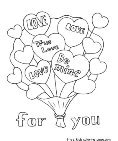 Boston chefs valentines day printable coloring pages ~ Bouquet, coloring pages, fargelegge tegninger, flowers ...