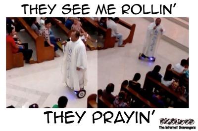 They see me rollin' funny meme #funny #humor #meme #lol #PMSLweb