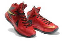 Newest Discount Nike Air Max LEBRON X REVERSE CHAMPIONSHIP CUSTOM Basketball Shoes On Sale For Men in 96658 - $94.99