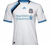 Liverpool 3rd Shirt Adidas 2011-12 Liverpool Adidas 3rd Football Shirt Brand new official Liverpool 3rd football shirt for the 2011/12 Premiership season available to buy in adult sizes S M L XL XXL XXXL. this is the brand new Liverpool Third Kit which ...