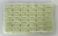 Lacy Crochet: Super Easy Crochet Stitch