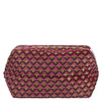 Portland Raspberry Large Toiletry Bag by Designers Guild $50.00