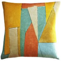 District Tawny Throw Pillow $305.00