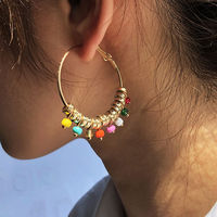 Fashion vintage earrings for you