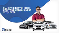 BeepnRide Outstation Cab Services. Book Round Trip & One Way Outstation Cabs/Taxi on your Budget. No Hidden Charges, Multiple Car Options, Live Tracking & Easy Cancellation https://www.beepnride.com/