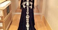 One of THE most beautiful dresses you'll ever see... http://-black.tumblr.com/post/10716968005