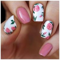 you should stay updated with latest nail art designs, nail colors, acrylic nails, coffin nails, almond nails, stiletto nails, short nails, long nails, and try different nail designs at least once to see if it fits you or not. Every year, new nail designs ...