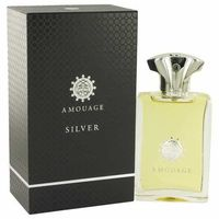 Amouage Silver by Amouage Eau De Parfum Spray 3.4 oz (Men) $188.20