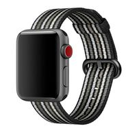 Woven Nylon band For Apple Watch 4 44mm/40mm 42mm/38mm $9.00