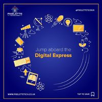 WHISTLING OFF! Come aboard on the digital express of #PixeletteTechnologies and benefit from numerous professional IT strategies, ideas, solutions and techniques for your business growth. Visit http://www.pixelette.co.uk/ for more details! #IT #Technol...