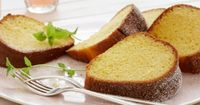 A fave in my house... Lemon pound cake with lemon glaze. For an extra tart lemon taste, use 1/2 cup water and 1/2 cup real lemon instead of 1 cup of water. Also, I sprinkle confectioner's sugar on top of the cake first and then the glaze. *You can use...