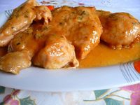 SPLENDID LOW-CARBING BY JENNIFER ELOFF: CHICKEN IN HONEY ROASTED BARBECUE SAUCE