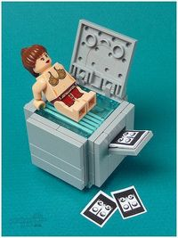 Lego Office Party | via tumblr